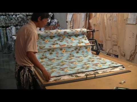 """Made in Hawaii"" Aloha Shirt Production"