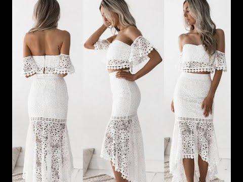Летние платья-самые новые модели