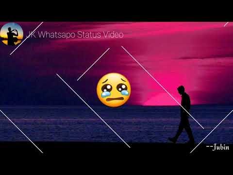 Sad Whatsapp Status video - Aa Bhi jaa Tu kahin se😢