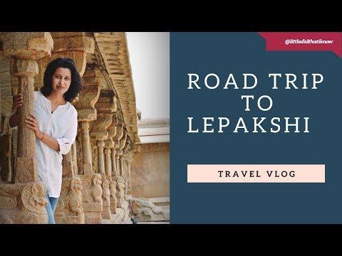 Road Trip to LEPAKSHI
