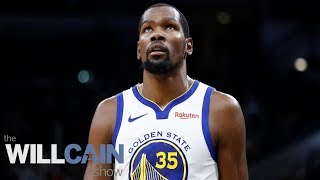 What Kevin Durant must learn in order to get back on track | The Will Cain Show
