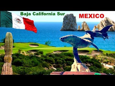 El Oasis del Desierto: Estado de Baja California Sur, Mexico