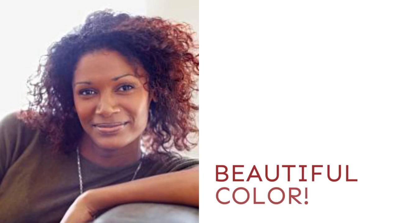 Mixing Red Raj Henna Powder Organic Red Hair Dye Youtube