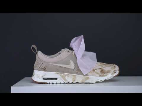 Crep Protect Wipes Stop Motion Demonstration feat Nike Air