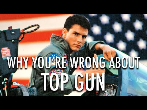 Why You're Wrong About Top Gun - by LA Weekly's Amy Nicholson