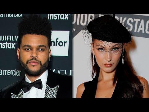 CONFIRMADO: Bella Hadid y The Weeknd JUNTOS de Nuevo