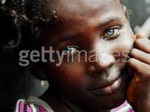 Pure Blood Africans With Blue Green Eyes Youtube