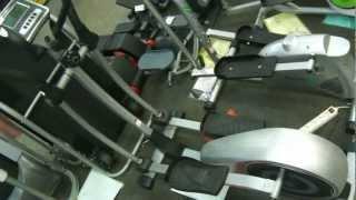 Эллиптический тренажер HouseFit HB-8192EL(, 2012-07-08T07:37:18.000Z)