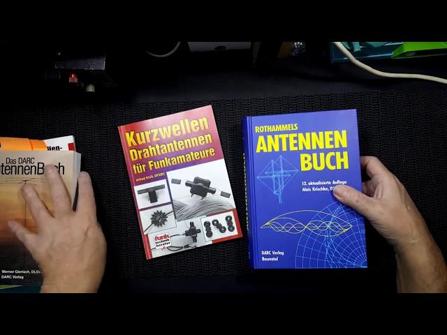 Amateurfunk: Sind Bücher noch zeitgemäß