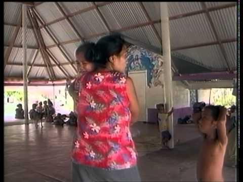 La protections des enfants aux Kiribati