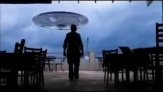 Реальное видео похищения человека НЛО 2015