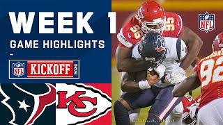 Texans vs. Chiefs Week 1 Highlights  NFL 2020