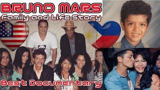 Bruno Mars and Family in The Philippines - Happy and Proud Filipino! #BrunoMars2021