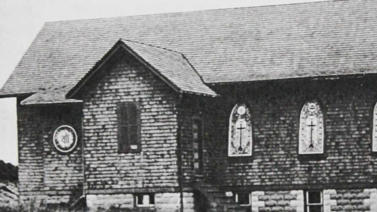 churchies 100 year history - 1280×720