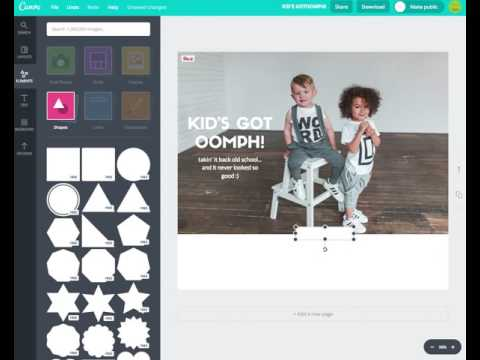 Canva Email Newsletter Tutorial