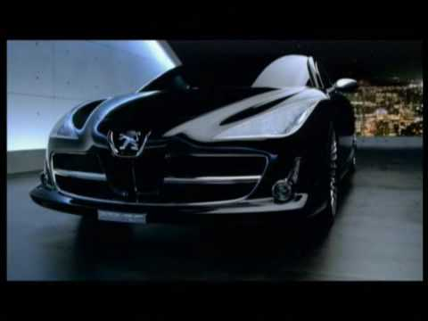 Peugeot 908 Rc Concept Youtube