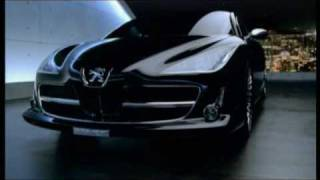 Peugeot 908 RC Concept Videos