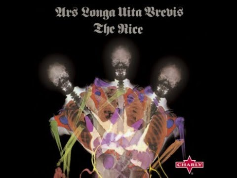 The Nice - Ars Longa Vita Brevis 1968 FULL VINYL ALBUM