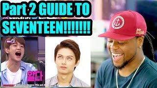 a subpar guide to seventeen| Part 2 | Reaction!!!