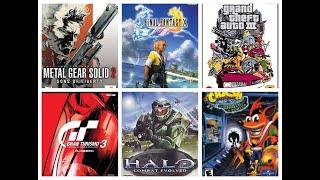 Best Gametrailers of 2001 Part 2