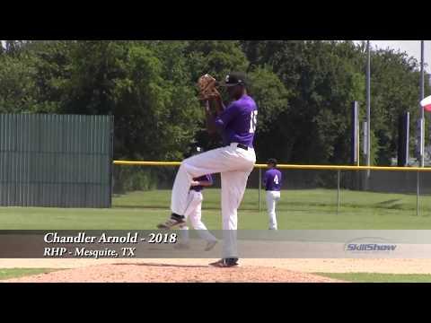 Chandler Arnold - RHP - Mesquite, TX - 2018