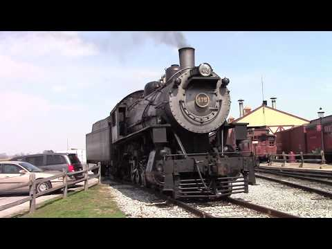 Strasburg Railroad Heritage Rail Alliance Convention 4-14-18