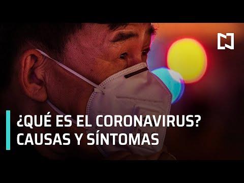 ¿Qué es el coronavirus? | COVID-19 | Causas y síntomas