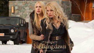 Breaking Dawn Part 2 vampires🧛♀️🧛♂️- The Spectre