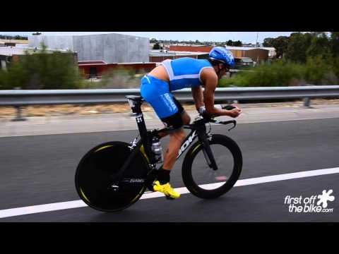 Ironman Melbourne 2014 - bike