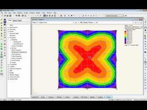 Non-Linear Analysis with Oasys GSA (Oasys Software Webinar)