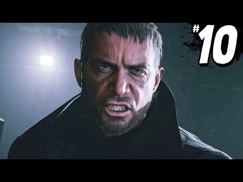 Resident Evil 8 Village - Part 10 - CHRIS REVEALS IT ALL (SHOCKING)