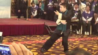 Master Fu Qing Quan - Yang style Tai Chi Form 28