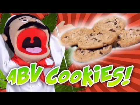 ABV Weed Recipes - How to Make ABV Chocolate Chip Cookies