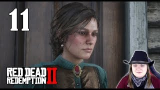 "Red Dead Redemption 2 - Part 11 ""MARY"""