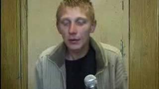 Гопник-наркоман