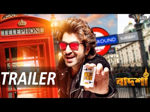 Badshah The Don | Official Trailer | Jeet | Nusrat Faria | Badsha The Don Bengali Movie 2016