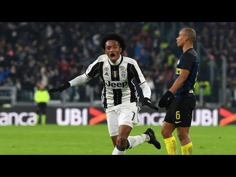 Juventus - Inter 1-0 (05.02.2017) 4a Ritorno Serie A (Partita Completa).