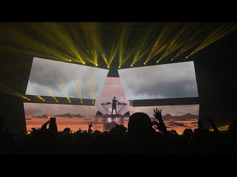 Zedd Echo Tour (Full Set) in 1080p San Francisco 2017 @ Bill Graham
