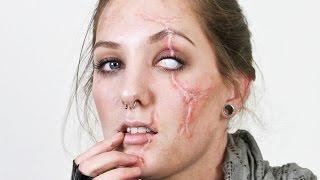 Halloween: Post-apocalyptic Badass Heroine