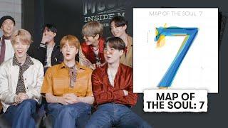 Download lagu BTS BREAK DOWN THEIR ALBUMS, FROM DARK & WILD TO MAP OF THE SOUL : 7 | PITCHFORK