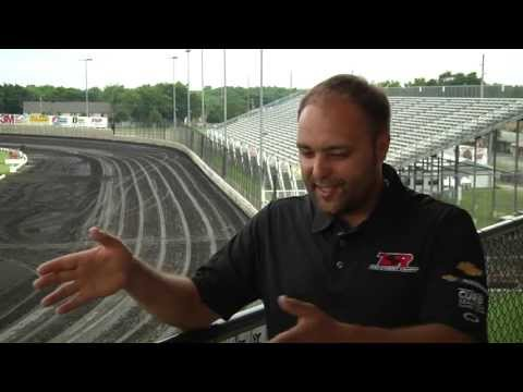 Around the Track: Donny Schatz