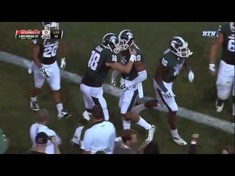 Connor Cook Highlights vs. Jacksonville State (08.29.14)