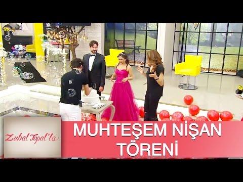 Zuhal Topal'la 69. Bölüm (HD)   Naz - Baha'nın Muhteşem Nişan Töreni