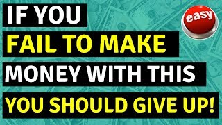 2019 EASIEST Way To Earn Online - Make Money Online The Easy Way