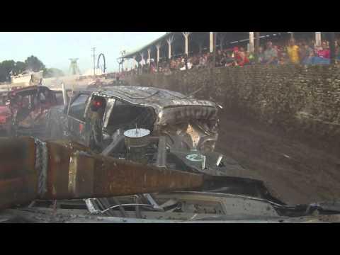 BUREAU COUNTY DERBY #7 ONBOARD 2015