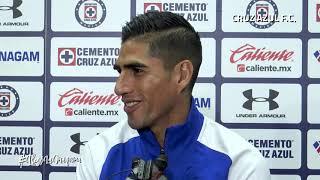 Conferencia de prensa: José Madueña