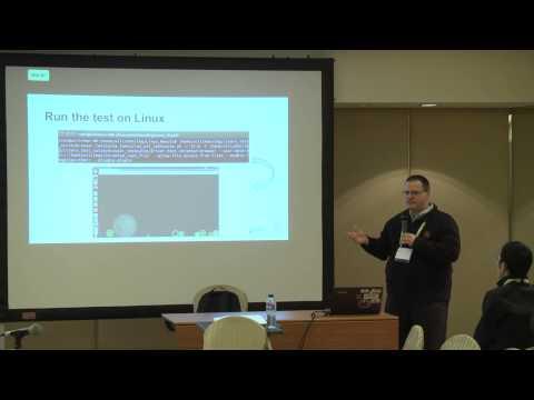 HKG15-411 Browser Testing Framework for LHG