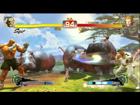 Super Street Fighter IV AE – Synkiller vs DeeDogg