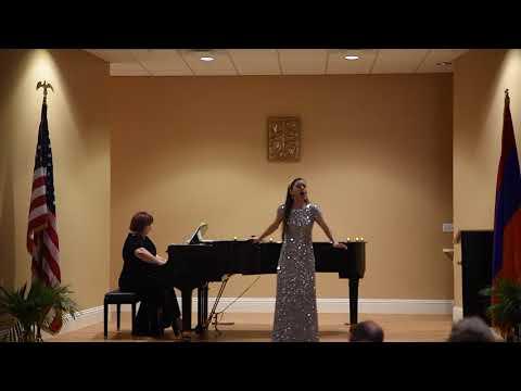 Tatev and Zauhi Baroyan Benefit Concert