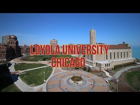Loyola University Chicago Campus Up Close